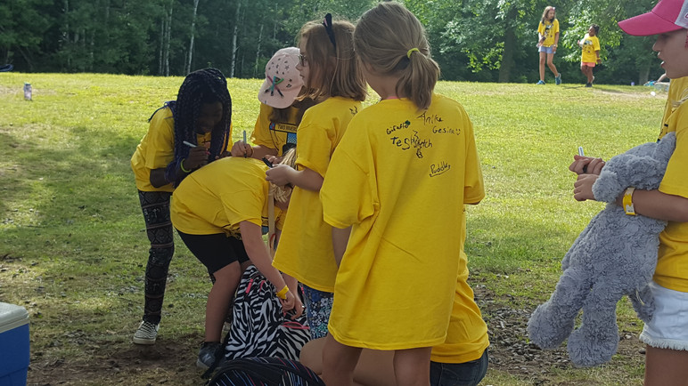2019 Two Rivers Day Camp