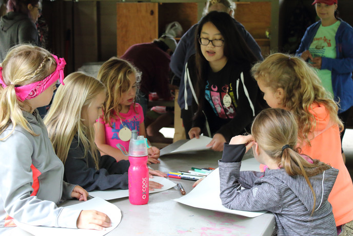 """2018 """"The Magical World of Day Camp"""""""