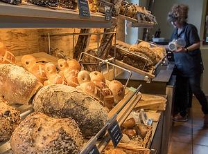 Backwaren Ängelibeck Bern Bio- und Holzofenbäckerei