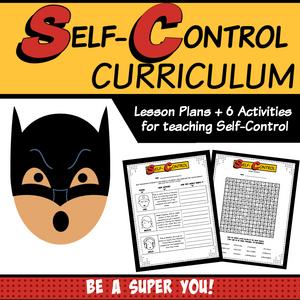 self-control curriculum