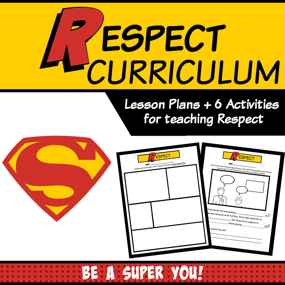 respect curriculum for kids