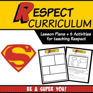 respect curriculum for kids