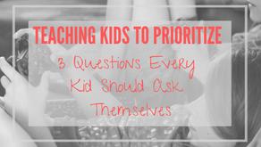 Prioritizing for Kids