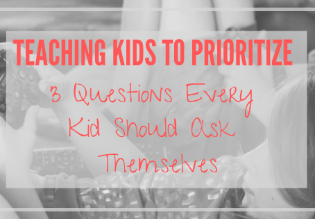 Prioritizing for Kids
