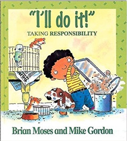 children's book about taking responsibility for your actions