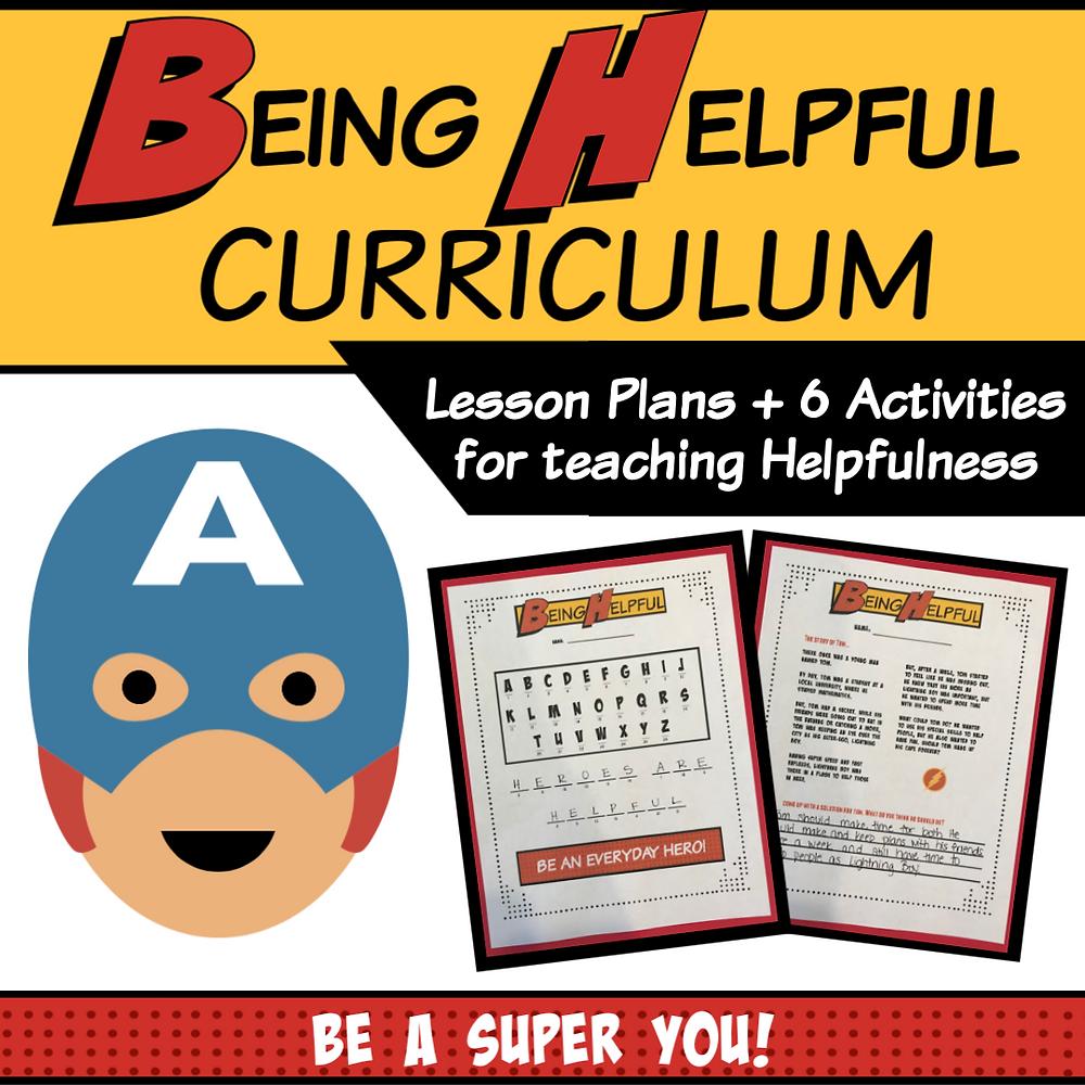Being Helpful Curriculum