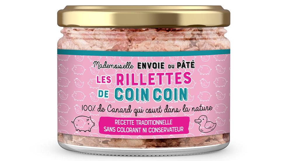 LES RILLETTES DE COIN COIN