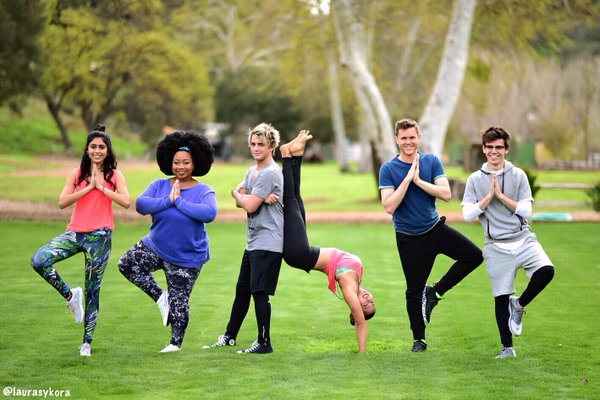American Idol Yoga with Laura Sykora
