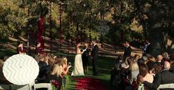 October 2014 Wedding