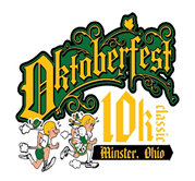 Oktoberfest 10k logo