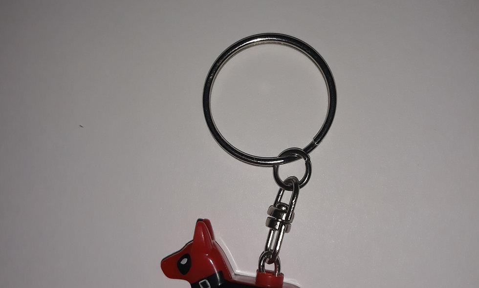 Porte clé Chien Deadpool