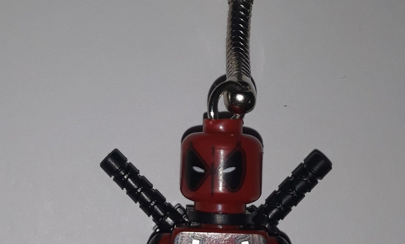 Porte clé Deadpool