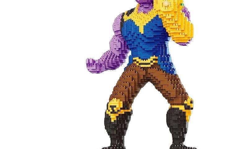 Figurine Thanos