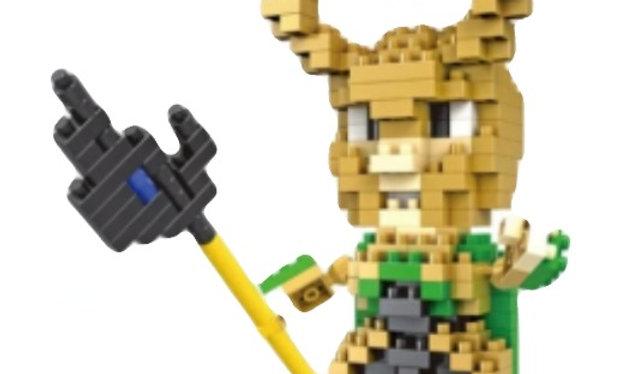 Figurine Loki