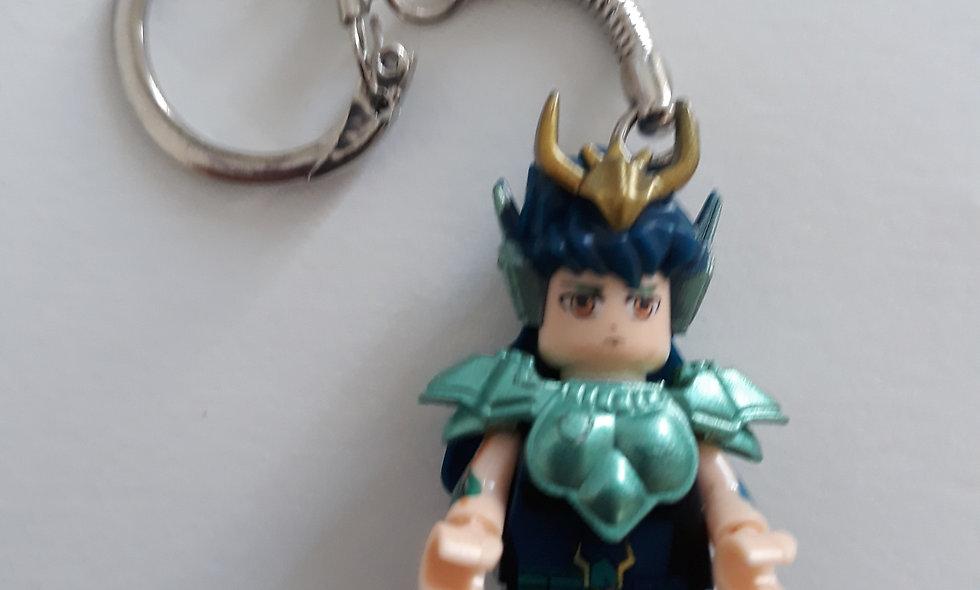 Porte clé Shinyu ( les chevaliers du zodiaque)