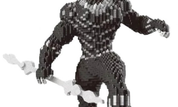 Figurine Black panthere