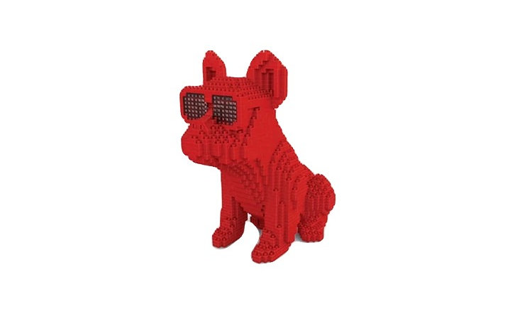 Figurine Bouldogue