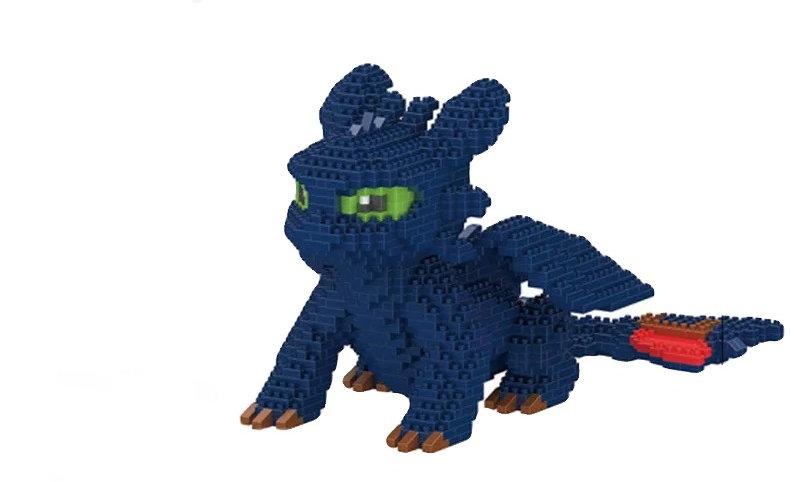 Figurine Dragon g