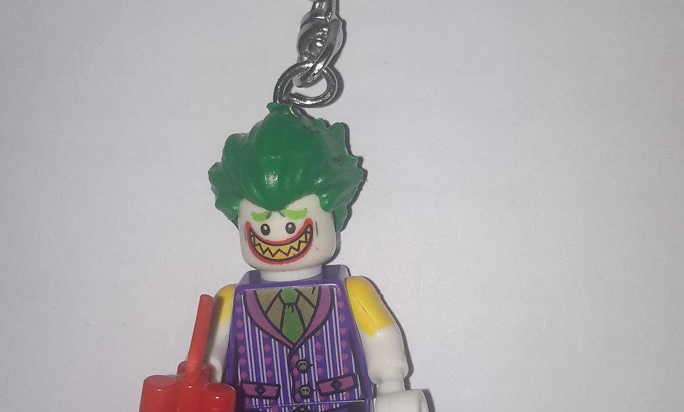 Porte clé Joker