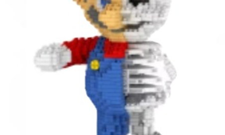 Figurine Mario os