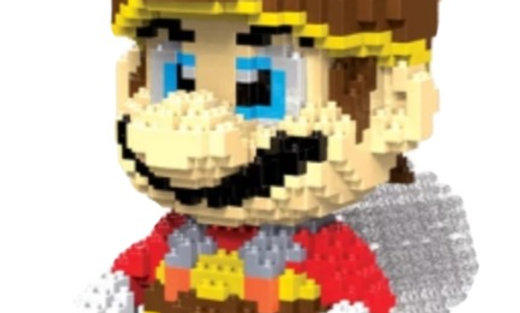 Figurine Mario abeille
