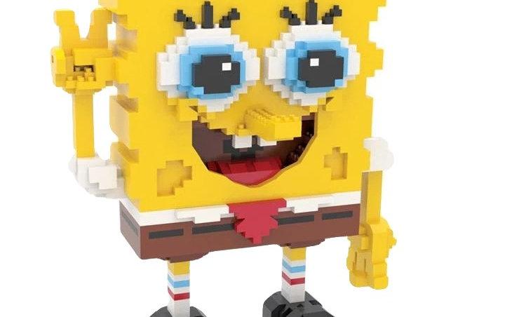 Figurine Bob l'éponge