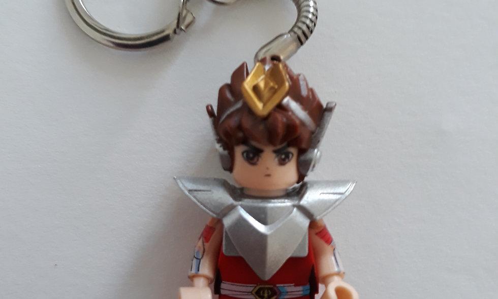 Porte clé Seiya ( les chevaliers du zodiaque )