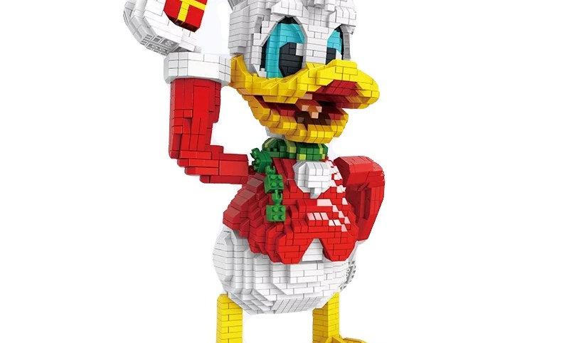 Figurine Donald Noël