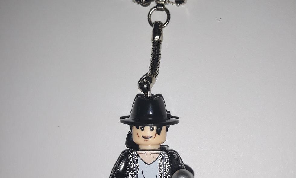 Porte clé Michael Jackson