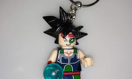 porte clé dragon ball
