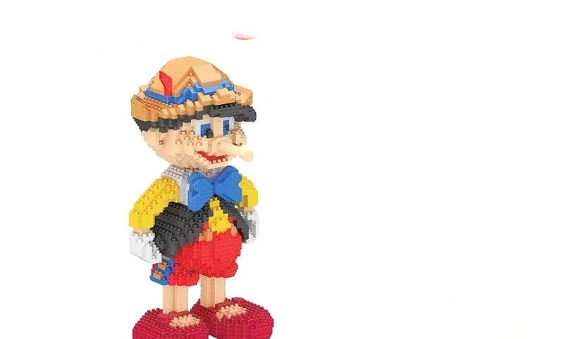 Figurine Pinocchio