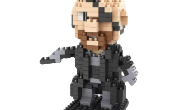 Figurine Nick fury