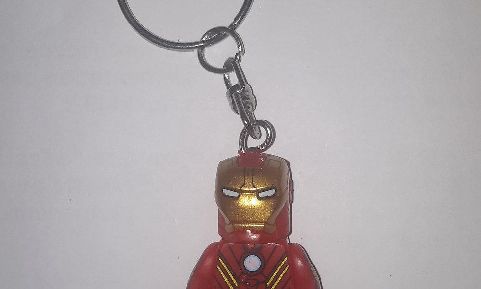 Porte clé Iron man