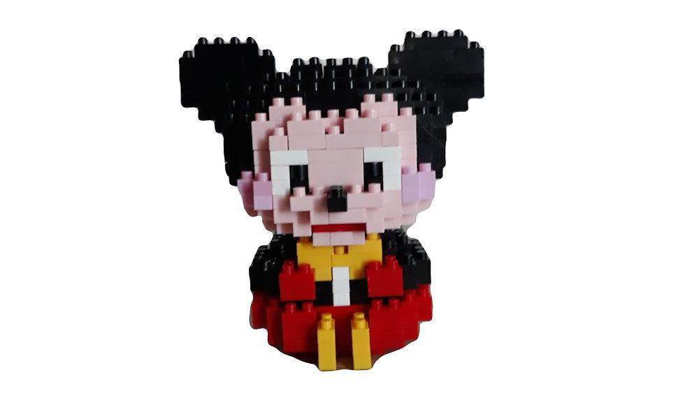 Figurine bébé Mickey