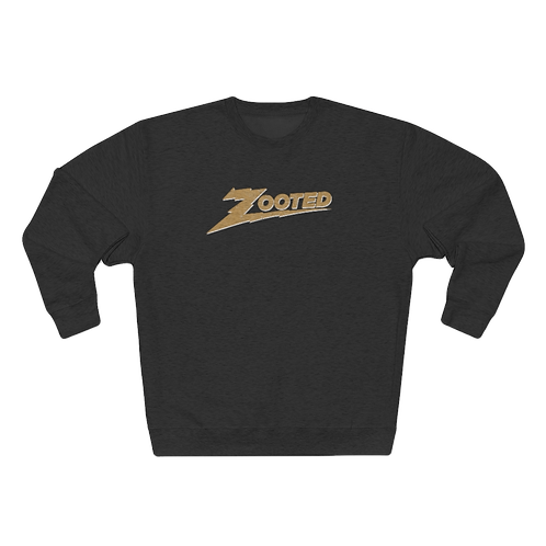 """Unisex """"Zooted"""" Sweater"""