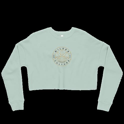 Women's Crop Founder's Sweatshirt