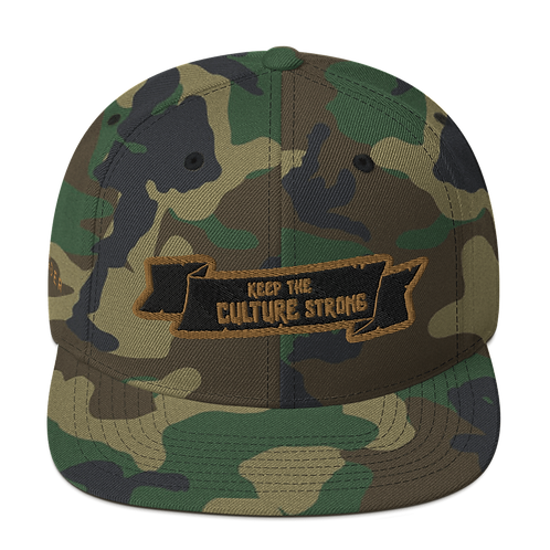 Culture Strong Snapback