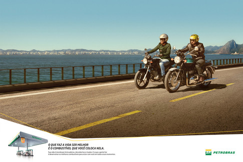 Agency: NBS   Client: BR Distribuidora   Photography: Aderi Costa  Photo editing & Retouching: Junior Arcoverde