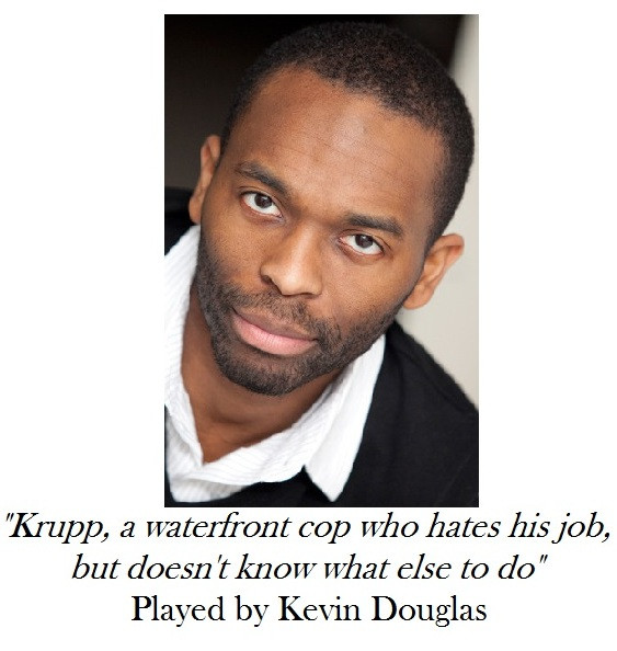 Talking Back #5: Kevin Douglas