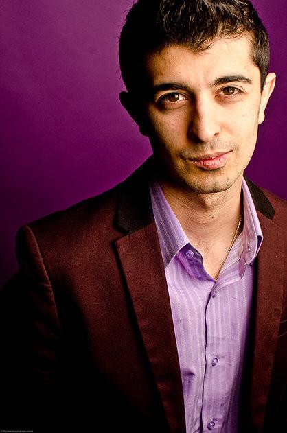 Behzad Dabu on Under the Lights Podcast
