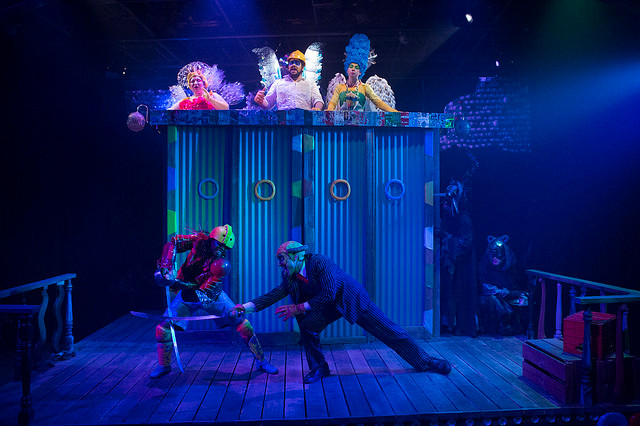 Mr. Burns: A Post Electric Play; Theatre Wit