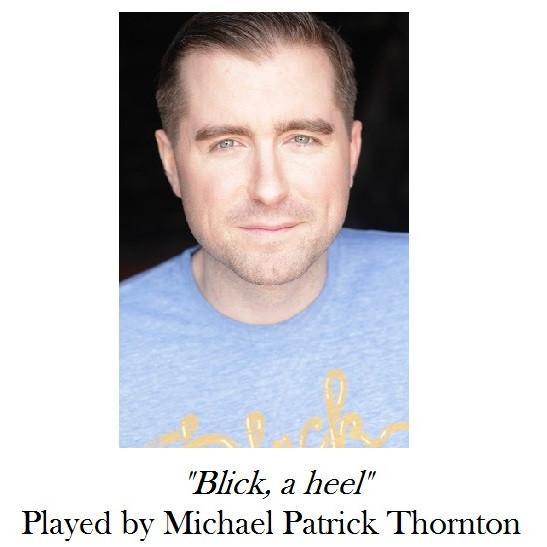 Talking Back #2: Michael Patrick Thornton