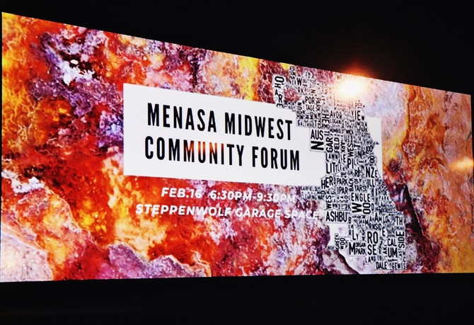 COMING TOGETHER: The MENASA Forum Response
