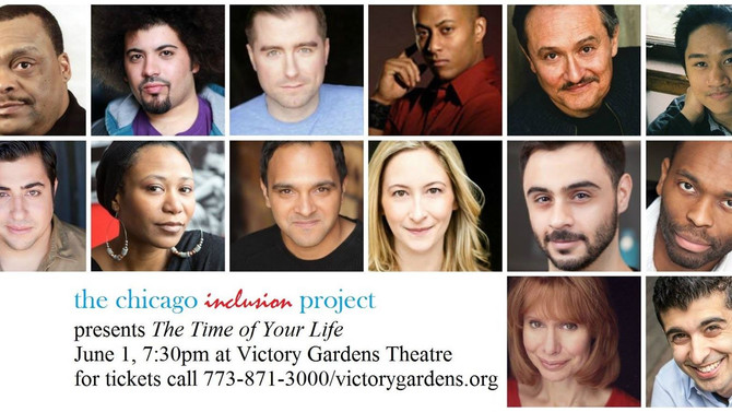 Time of Your Life- Meet The Cast