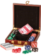 Card/Poker Game Box Set