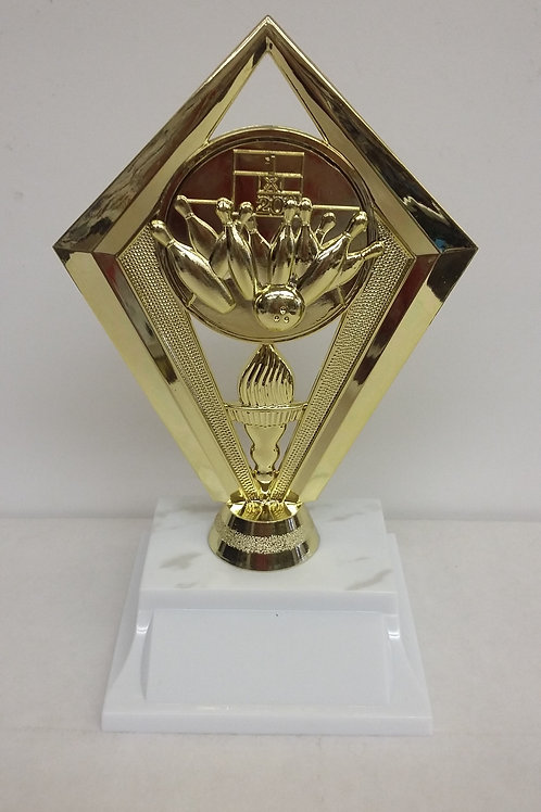 Simple Bowling Trophy