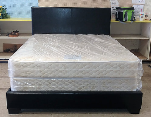 ORTHO MATTRESS SET : QUEEN