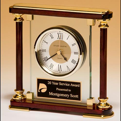 Glass Clock Quartz Movements