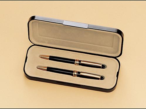 Euro Pen & Pencil Set