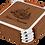 Thumbnail: Square Silver Edged Coaster Set